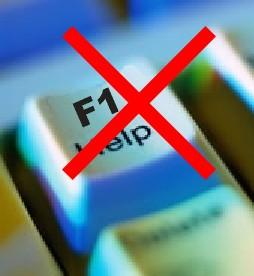 Hacker Gunakan Tombol F1 pada Windows XP untuk Hack PC anda.